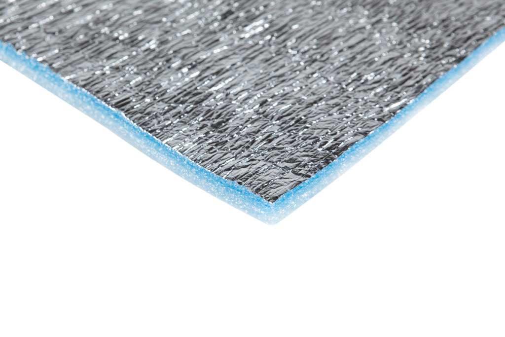 Теплоизоляция для вентиляции самоклеющаяся Стенофон Acoustic Vent 5мм