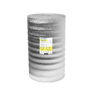 Фольгированная отражающая теплоизоляция 5мм Стенофон 190 тип С