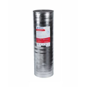 Отражающая теплоизоляция из вспененного полипропилена Стенофон НП тип Ф 10 мм