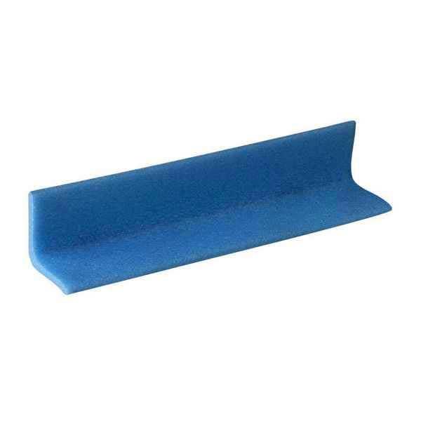 Защитный профиль для стекла из вспененного полиэтилена типа L