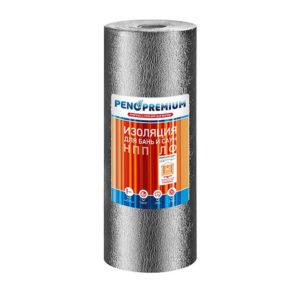 Подложка для пола самоклеющаяся Порилекс НПЭ ЛФ 5 мм 0.6*30 м