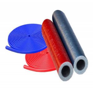 Трубка полиэтиленовая Energoflex Super Protect 22*4 мм 11 м красная