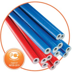 Трубка полиэтиленовая красная Тилит Супер Протект 4*15 мм