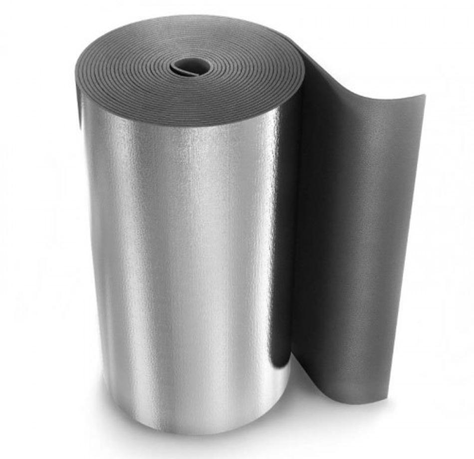 Теплоизоляция для труб Energoflex Super AL 15*1000 мм 7 м